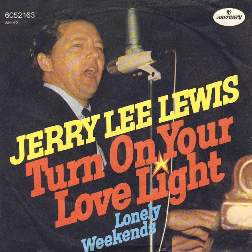 Jerry Lee Lewis Turn On Your Lovelight