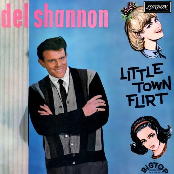 Del Shannon Little Town Flirt album