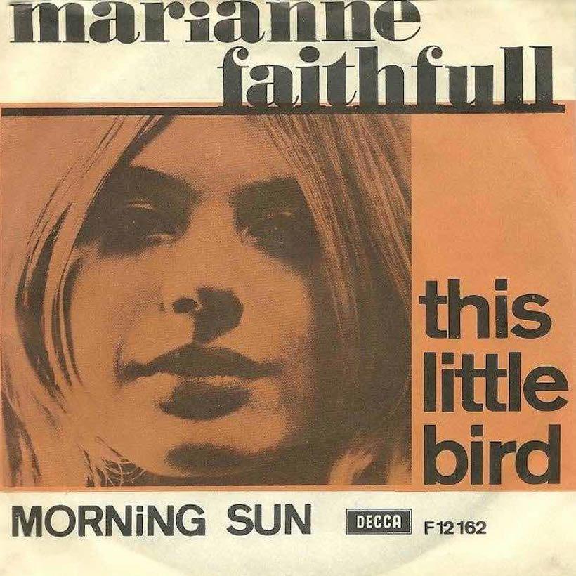 Marianne Faithfull This Little Bird