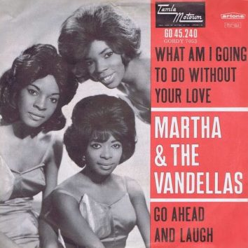 Martha Vandellas What Am I Going To Do