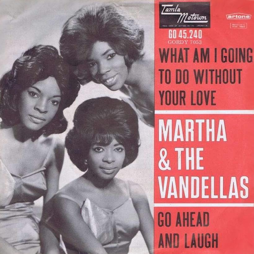 Martha Vandellas What Am I Going To Do