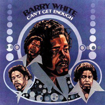 Barry White Can't Get Enough Cover