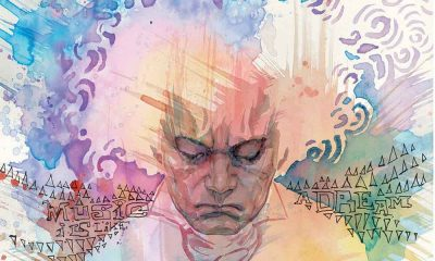 Beethoven Graphic Novel cover