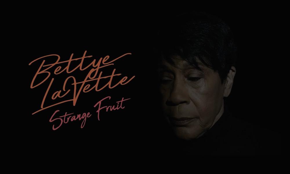 Watch Bettye LaVette's Haunting Performance Of 'Strange Fruit'