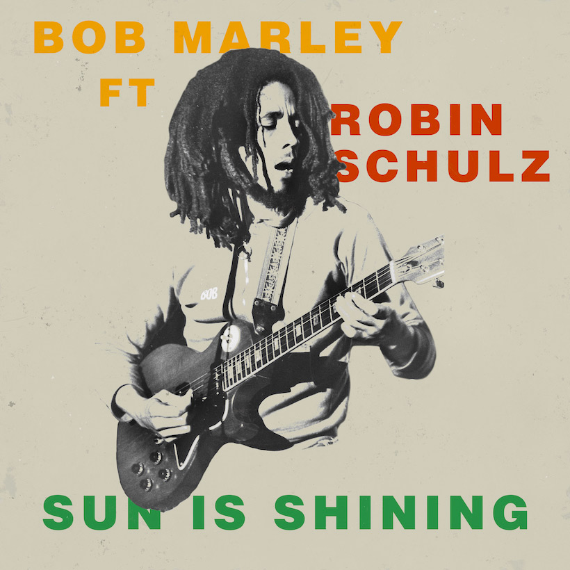 Robin Schulz Bob Marley Sun Is Shining Remix
