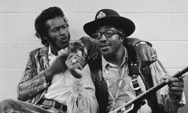 Chuck-Berry-and-Bo-Diddley---GettyImages-1024674256