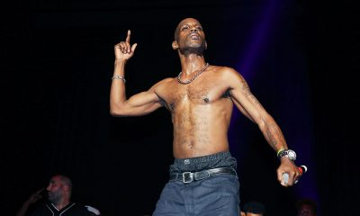 DMX performing songs live
