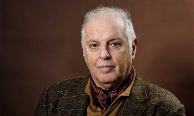 Daniel Barenboim photo