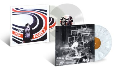 Elliott Smith Vinyl Giveaway