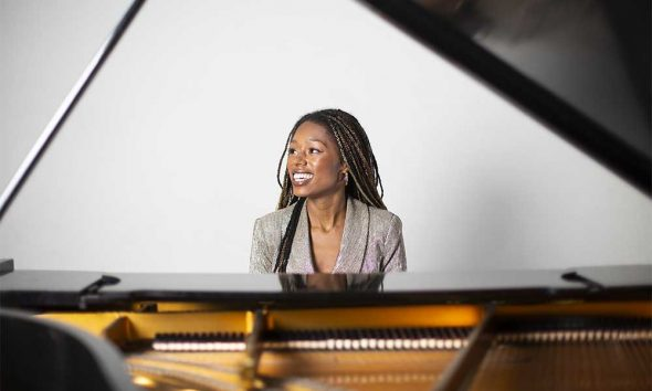 Pianist Isata Kanneh-Mason - photo