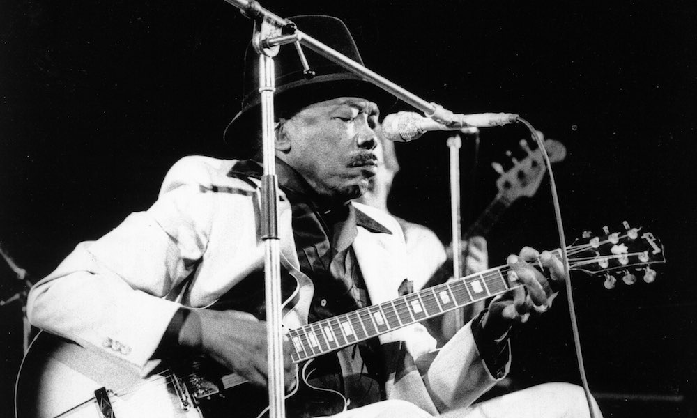 Montreux Jazz Fest Kicks Off Streaming Event With Rare John Lee Hooker Set