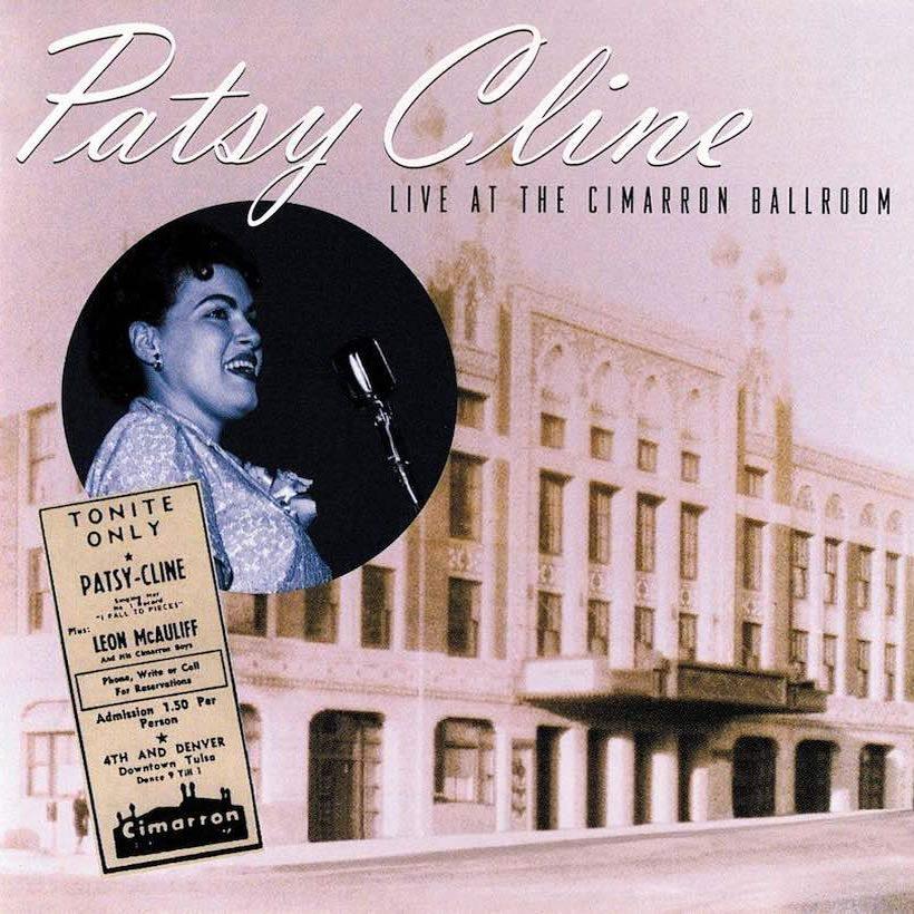 Live At The Cimarron Ballroom Patsy Cline