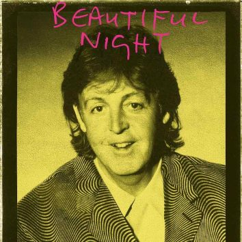 Paul McCartney Beautiful Night EP