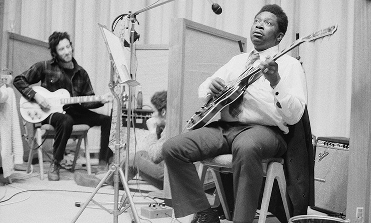 Peter Green and B.B. King In London