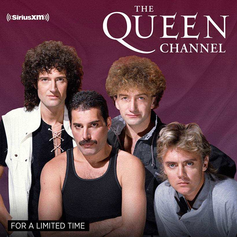 Queen Radio Channel Launched By Satellite Station SiriusXM