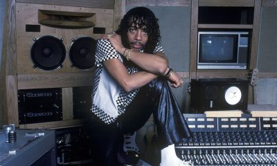 Rick James Garden of Love Quiz photo