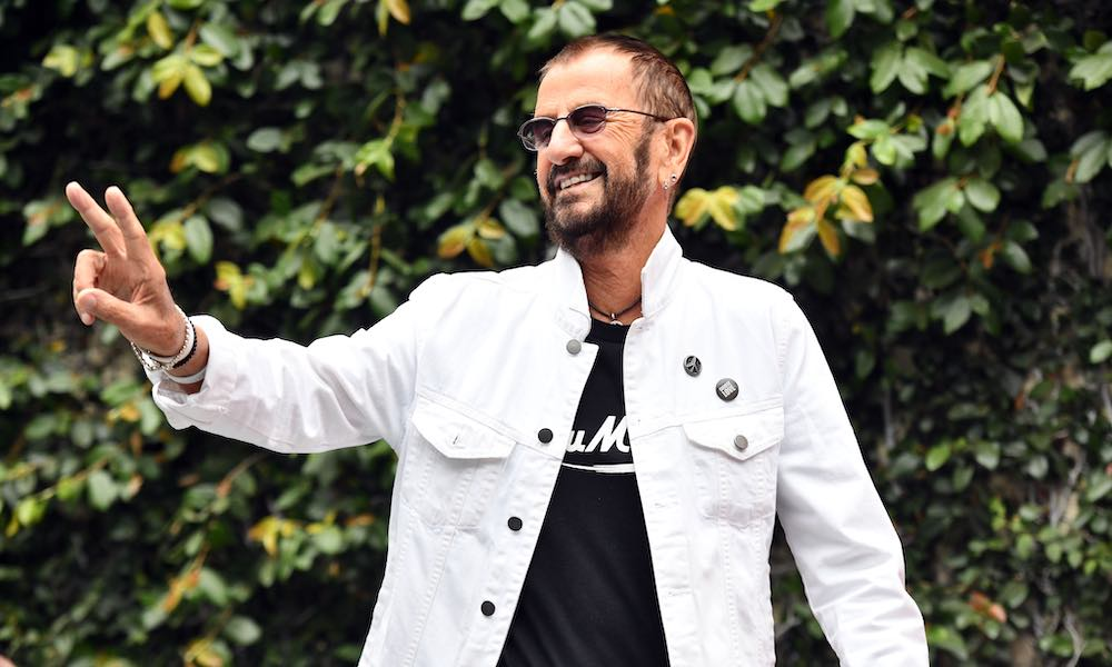 Ringo Starr Announces Virtual All Star Big Birthday Show For His 80th