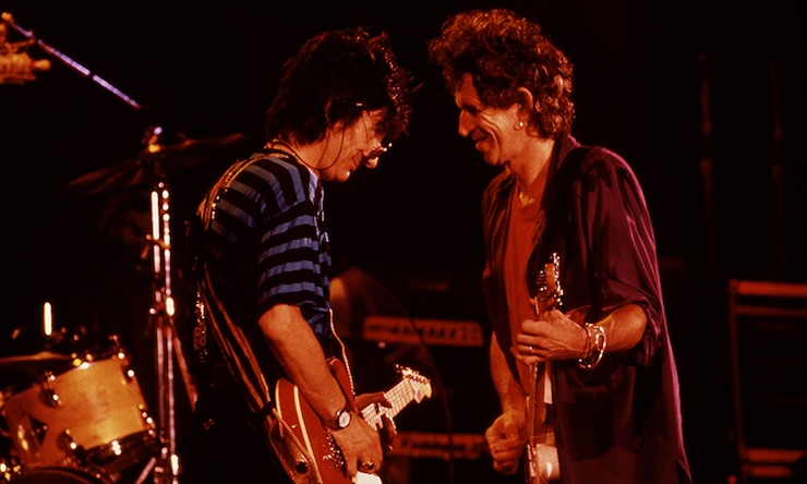 Rolling Stones Steel Wheels Live credit Dimo Safari