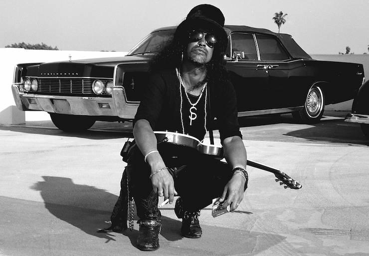 Slash Guns N'Roses