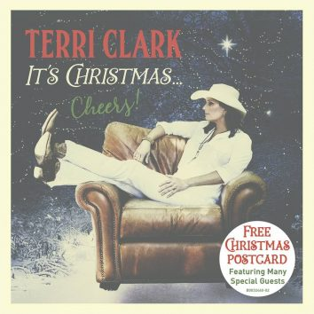 Terri Clark Its Christmas Cheers