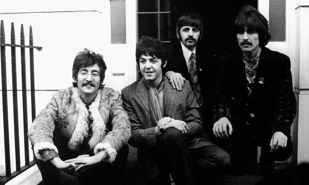 The Beatles photo by Jan Olofsson and Redferns
