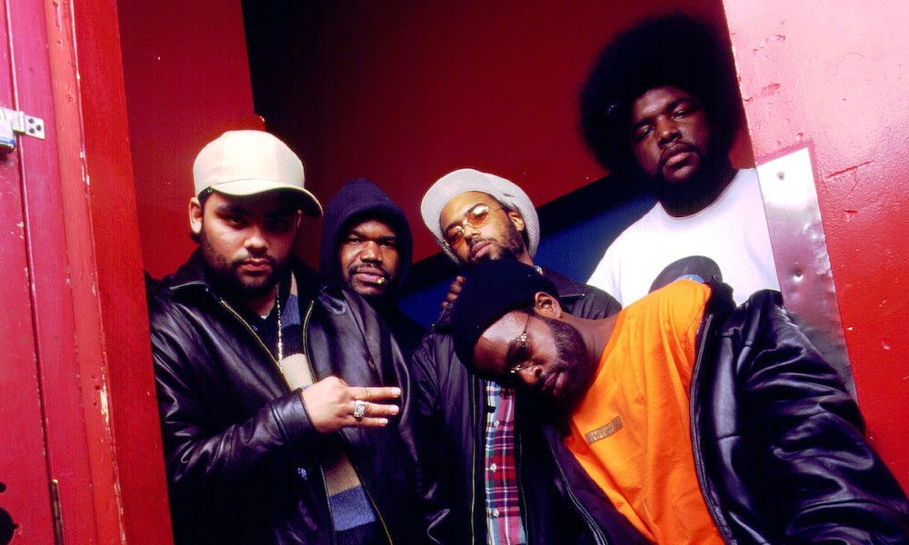 The Roots, a group Dilla produced some of his best beats for