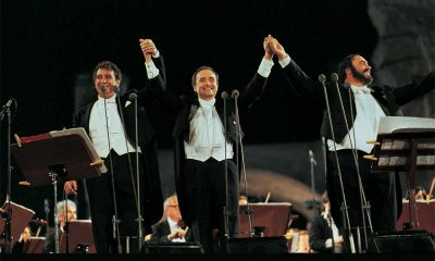 The Three Tenors - photo