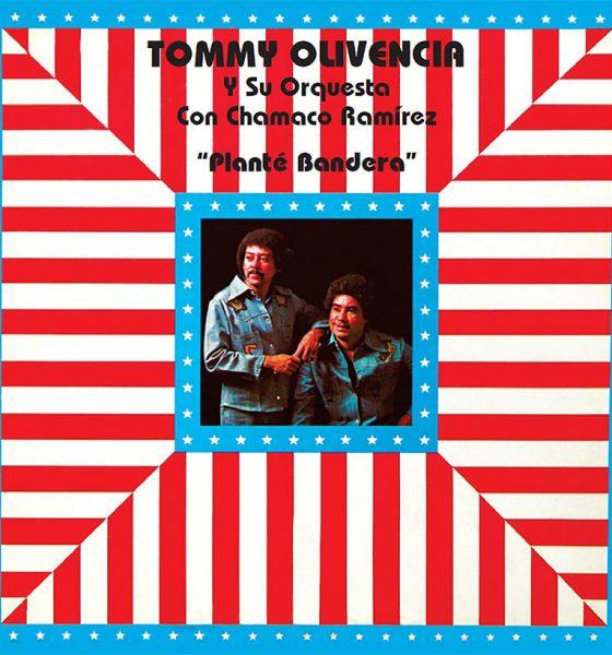 Tommy Olivencia Plante Bandera Record Cover