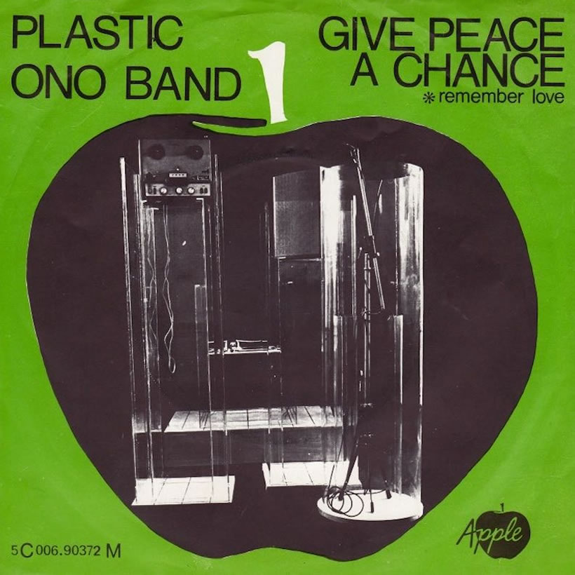 Plastic Ono Band Give Peace A Chance