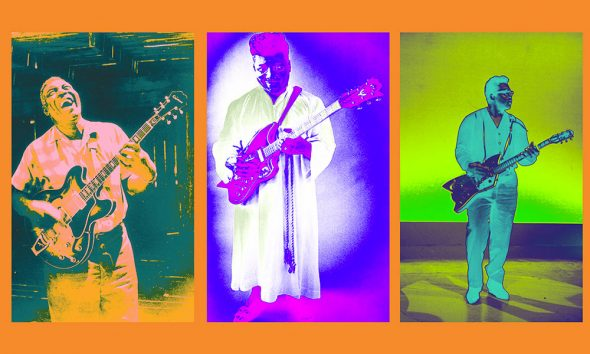 psychedelic blues rock