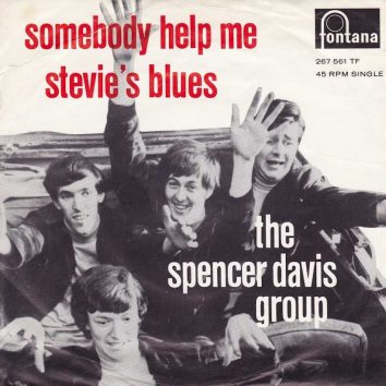 Spencer Davis Group Somebody Help Me