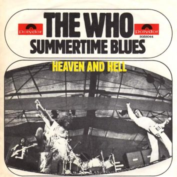 The Who Summertime Blues
