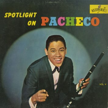 Spotlight on Pacheco Album Cover