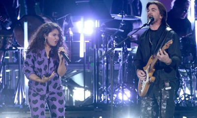 Alessia Cara and Juanes