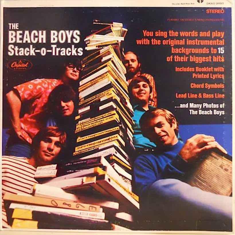 Beach Boys Stack o Tracks