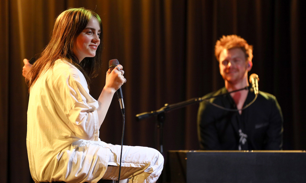 Billie-Eilish-and-FINNEAS-NPR-Tiny-Desk---GettyImages-1175396349