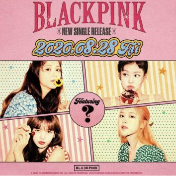 BLACKPINK-Single-August-28
