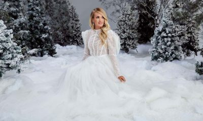 Carrie Underwood My Gift credit Joseph Llanes
