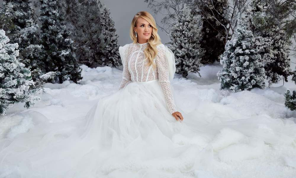 Carrie Underwood To Perform 'My Gift' For HBO Max Christmas Special