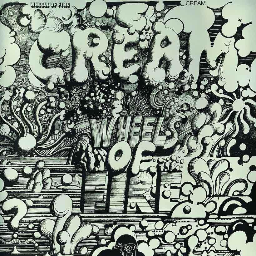 Cream Wheels Of Fire