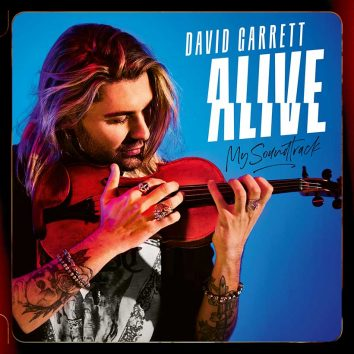 David Garrett Alive My Soundtrack cover_