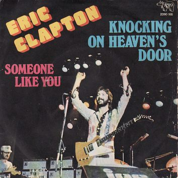 Eric Clapton Knocking On Heaven's Door
