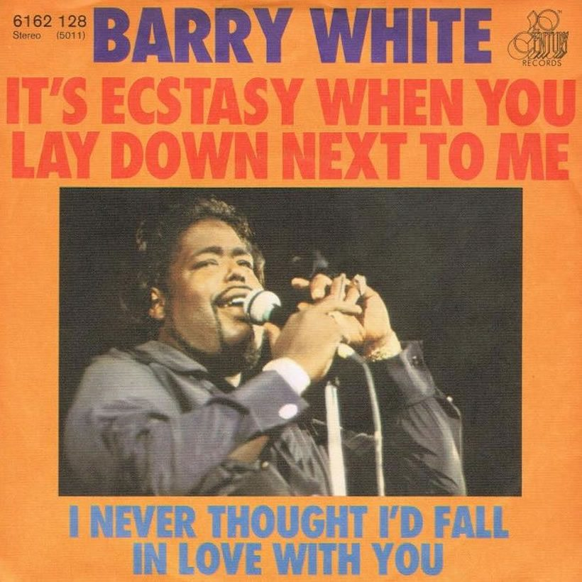 Its Ecstasy When You Lay Down Next To Me Barry White