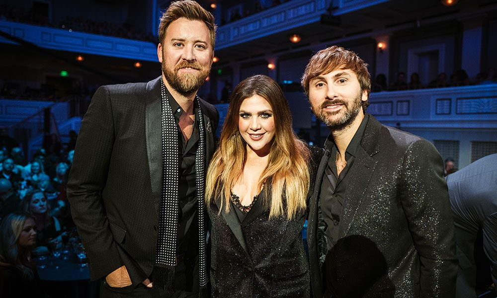 Lady A photo by John Shearer/Getty Images for CMT and Viacom
