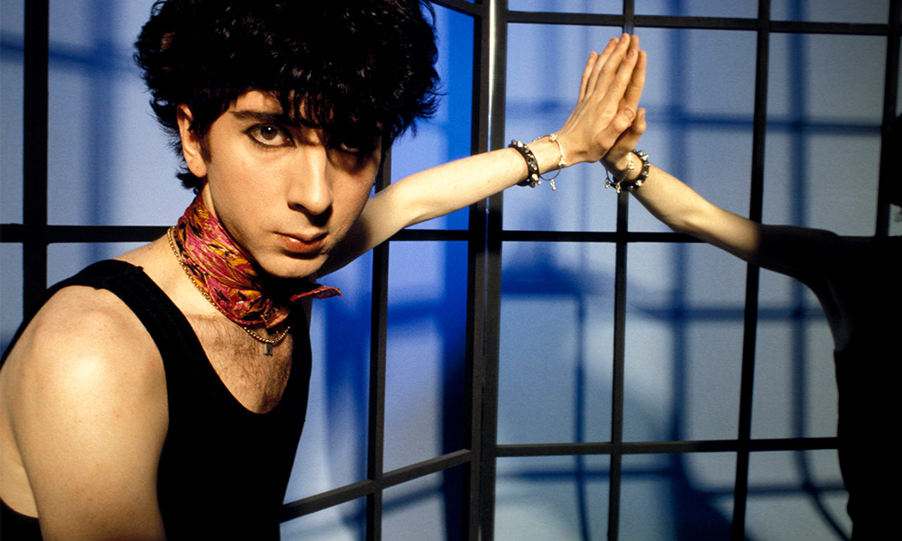 Marc Almond photo by Fin Costello and Redferns