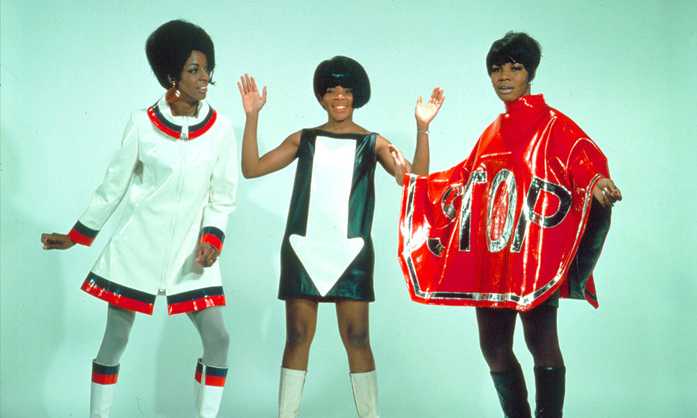 Martha Reeves And The Vandellas photo by Michael Ochs Archives and Getty Images