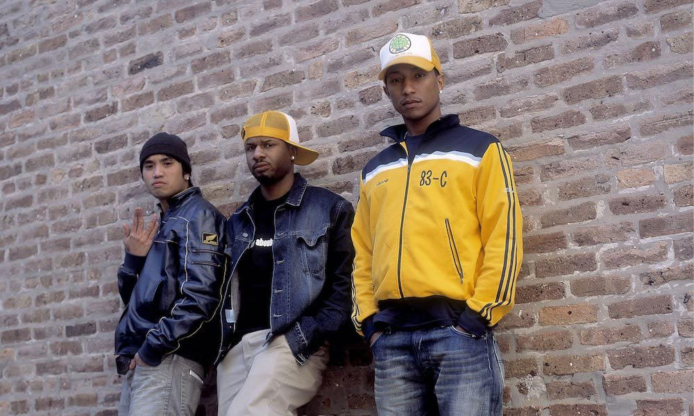 N.E.R.D In Search Of