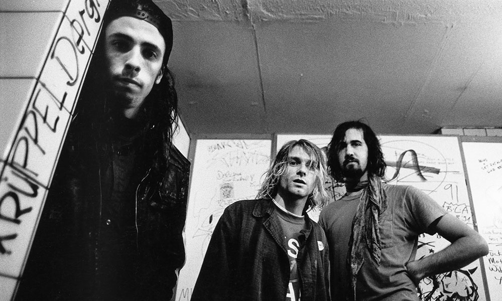 Nirvana Band Photo