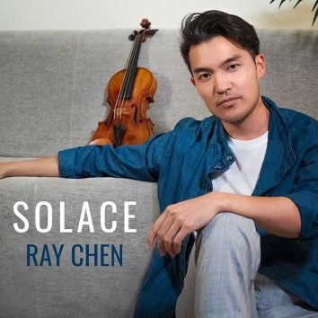 Ray Chen Solace album cover