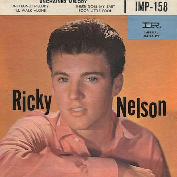 Ricky Nelson Unchained Melody EP